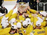 Сборная Швеция стала первой на чемпионате мира по хоккею 2017 года