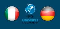 Италия - Германия 24 июня