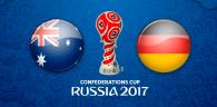 Австралия - Германия 19 июня