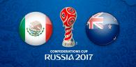 Мексика - Новая Зеландия 21 июня