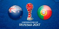 Новая Зеландия - Португалия 24 июня