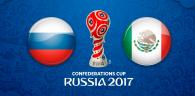Россия – Мексика 24 июня