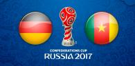 Германия - Камерун 25 июня