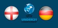 Англия - Германия 27 июня