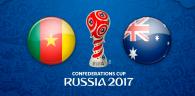 Камерун - Австралия 22 июня