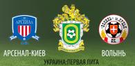 Арсенал-Киев - Волынь ставки на матч