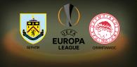 Бернли - Олимпиакос прогноз и ставки Лига Европы
