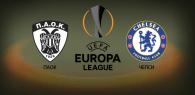 ПАОК - Челси прогноз и ставки Лига Европы
