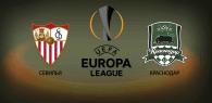 Севилья - Краснодар прогноз и ставки Лига Европы